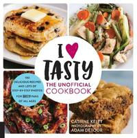 I Love Tasty by Catrine Kelty