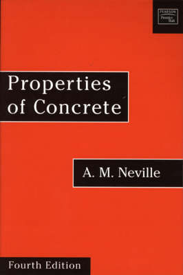 Properties of Concrete by A.M. Neville image