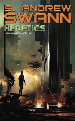 Heretics by S Andrew Swann image