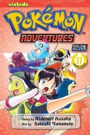 Pokemon Adventures, Vol. 11 by Hidenori Kusaka