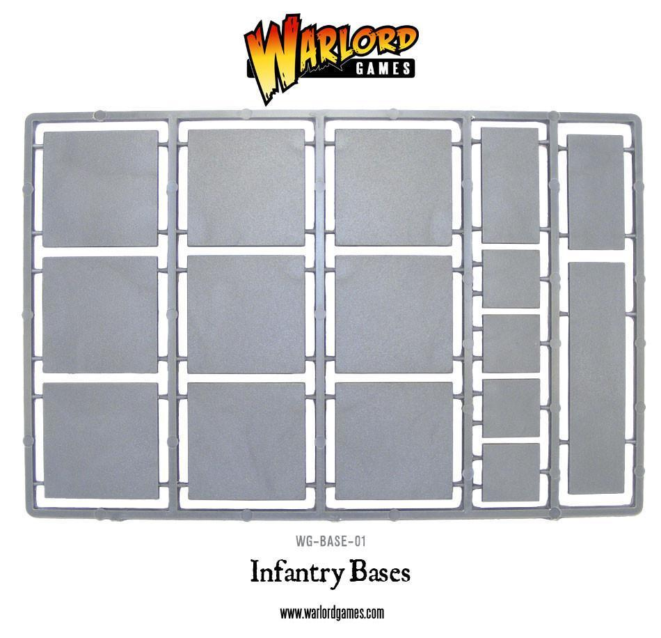Infantry Bases Sprue image