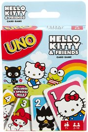 Uno: Hello Kitty - Card Game