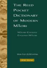 The Reed Pocket Dictionary of Modern Maori by P.M. Ryan image
