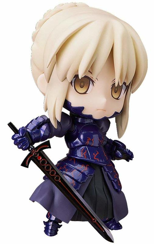 Fate/Stay Night: Saber Alter - Nendoroid Figure