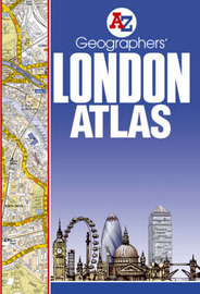 Geographers' London Atlas by Great Britain
