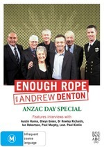 Enough Rope With Andrew Denton - ANZAC Day Special on DVD