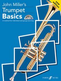 Trumpet Basics: (Pupil's Book) by John Miller