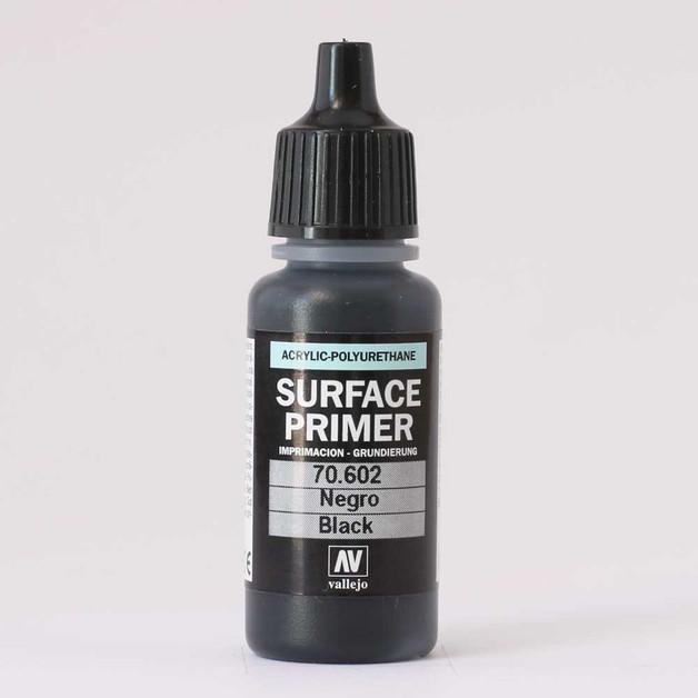 Black Surface Primer