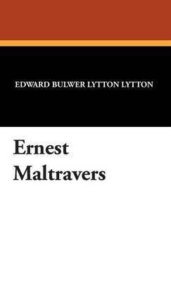 Ernest Maltravers by Edward Bulwer Lytton Lytton image