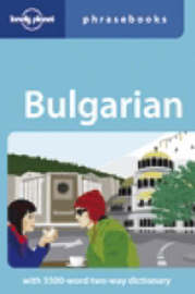 Lonely Planet Bulgarian Phrasebook by Ronelle Alexander image