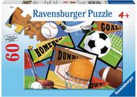 Ravensburger - Sports! Sports! Sports! Puzzle (60pc)