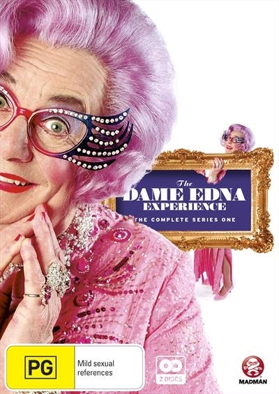 The Dame Edna Experience - Series 1 on DVD