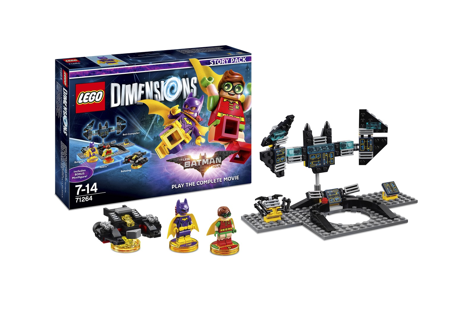 LEGO Dimensions Story Pack - Batman Movie (All Formats) for  image