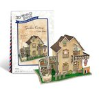 3D World Style -French Garden Cottage