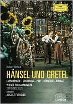 Humperdinck: Hansel and Gretel (complete opera) on DVD image