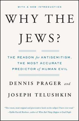 Why the Jews? by Dennis Prager image