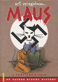 Maus 1 & 2: A Survivor's Tale - 2 Volume Boxed Set by Art Spiegelman