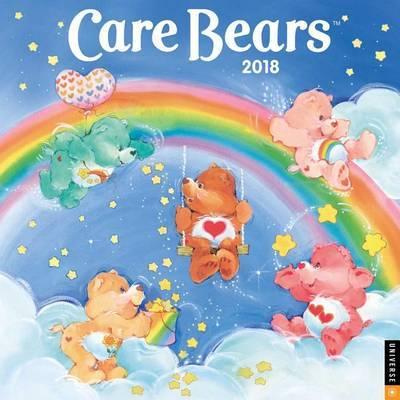 Care Bears 2018 Wall Calendar by American Greetings