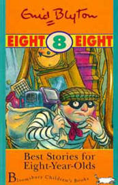 Best Stories for Eight Year Olds by Enid Blyton image