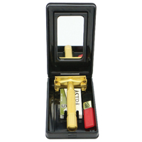 Comoy Safety Razor (Pearl Gold)