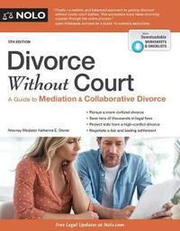 Divorce Without Court by Katherine Stoner image