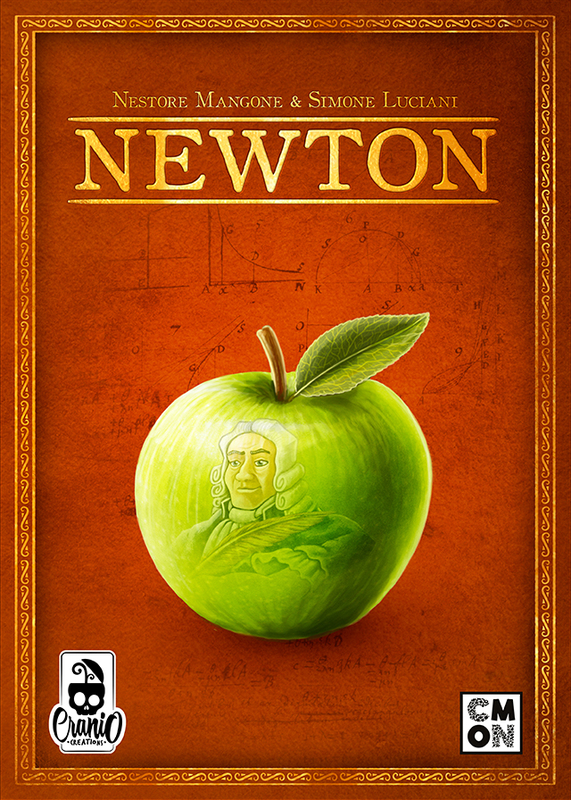 Newton - The Board Game