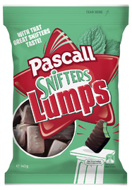 Pascall Snifters Lumps 140g image