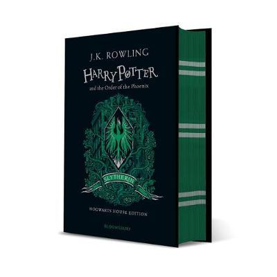 Harry Potter and the Order of the Phoenix - Slytherin Edition by J.K. Rowling