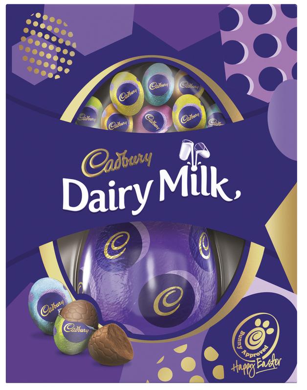 Cadbury Dairy Milk Gift Box 176g