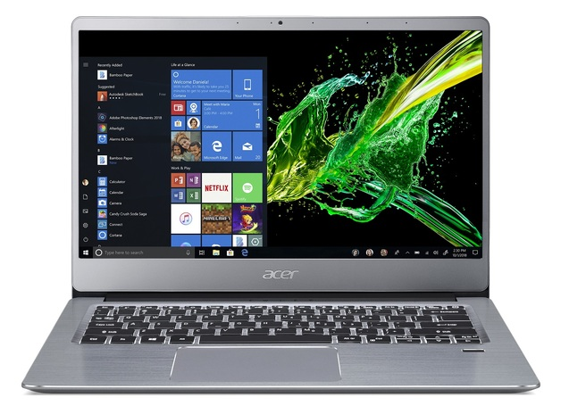 "14"" Acer Swift Ryzen 3 8GB 256GB Laptop"