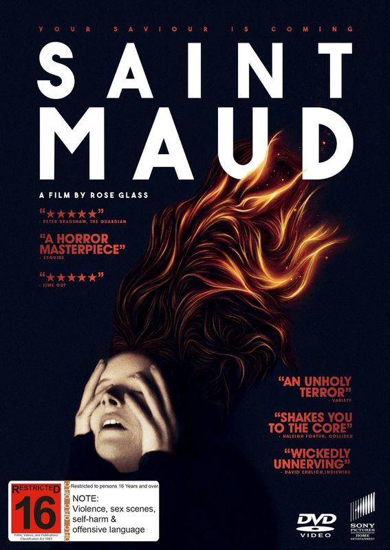 Saint Maud on DVD