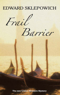 Frail Barrier by Edward Sklepowich image