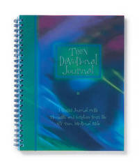 Teen Devotional Journal: A Guided Journal with Thoughts and Scripture Taken from the NIV Teen Devotional Bible image