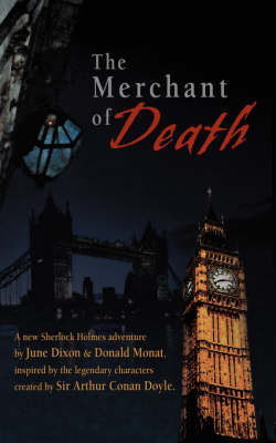 The Merchant of Death by Donald Monat