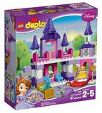LEGO Duplo - Sofia the First Royal Castle (10595)