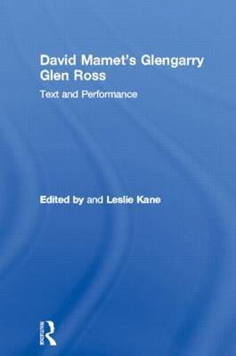 David Mamet's Glengarry Glen Ross image