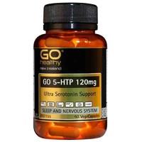 Go Healthy: GO 5HTP 120mg (60 Capsules)