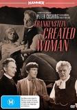 Hammer Horror - Frankenstein Created Woman on DVD