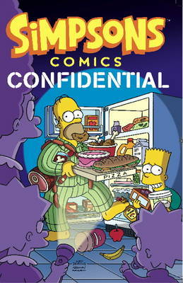 Simpsons Comics by Matt Groening
