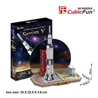 3D Space - Saturn V