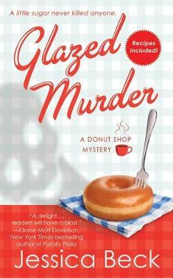 Glazed Murder by Jessica Beck image
