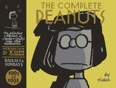 The Complete Peanuts 1991-1992 by Charles M Schulz