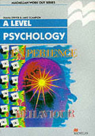 Work Out Psychology A Level by Diana Dwyer image