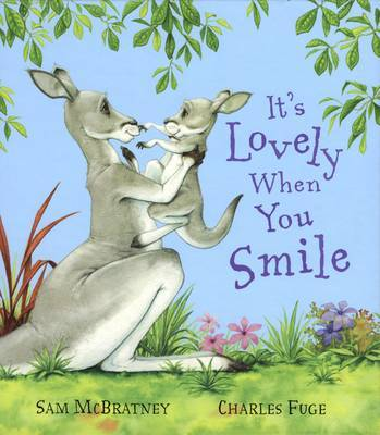 It's Lovely When You Smile by Sam McBratney image