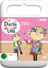 Charlie and Lola - Two (Handle Case) on DVD image
