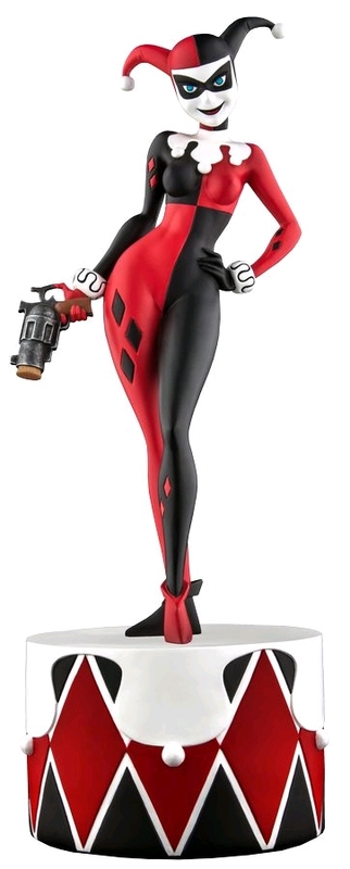 """Batman: The Animated Series - Harley Quinn 15"""" Collectors Statue"""