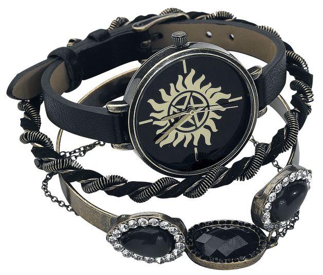 Supernatural: Watch and Bracelet Set