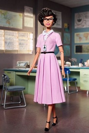Barbie: Inspiring Women Series - Katherine Johnson Doll