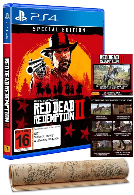 can i still pre order red dead redemption 2