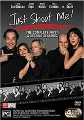 Just Shoot Me! - Complete Season's 1 & 2 (4 Disc Set) on DVD